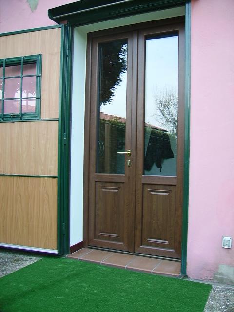 Porte in alluminio in ferro in pvc a venezia padova e verona - Tipologie di porte ...