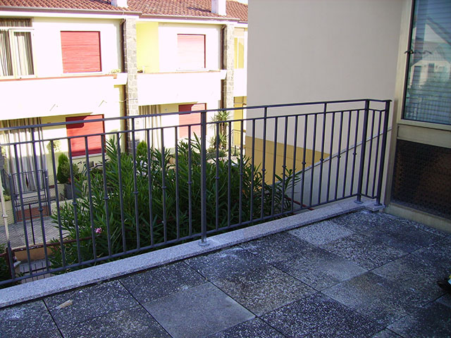 Ringhiere in ferro per esterno moderne bb32 regardsdefemmes - Ringhiere in ferro battuto per balconi esterni ...
