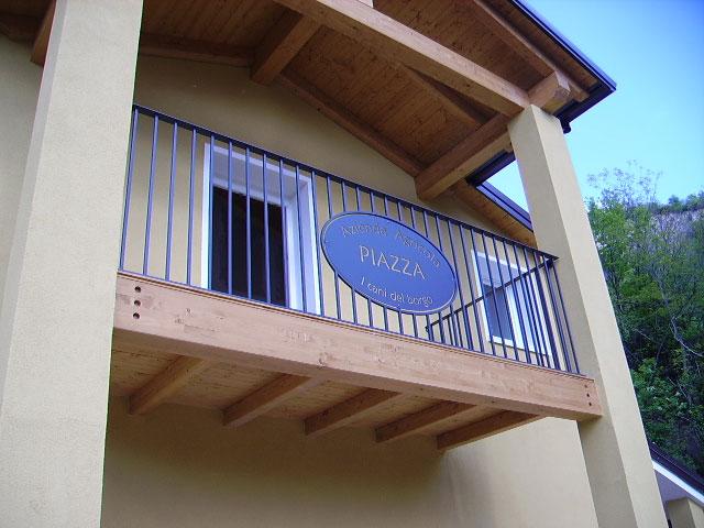 Favoloso Ringhiere per balconi a Rovigo, Padova, Venezia e Verona LI86