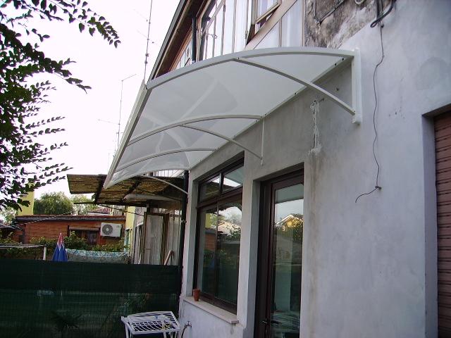 cool tettoie esterne with tettoie in ferro zincato