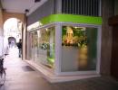 Installazione vetrine Padova