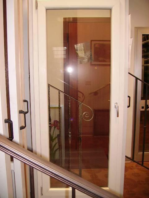 Porta in pvc a verona padova rovigo e vicenza for Piani porta garage gratuiti