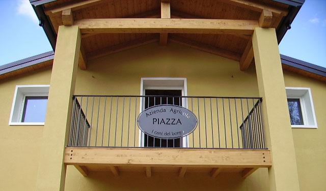 Ringhiere per balconi a rovigo padova vicenza - Ringhiere in ferro battuto per balconi esterni ...